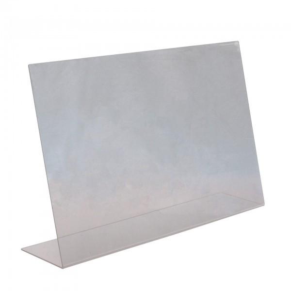 Hygieneschutz - 75 x 18 x 48 cm (ohne Öffnung)