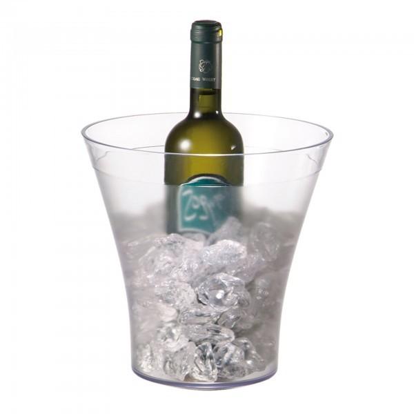 Wein- / Sektkühler - SAN - transparent - APS 36066