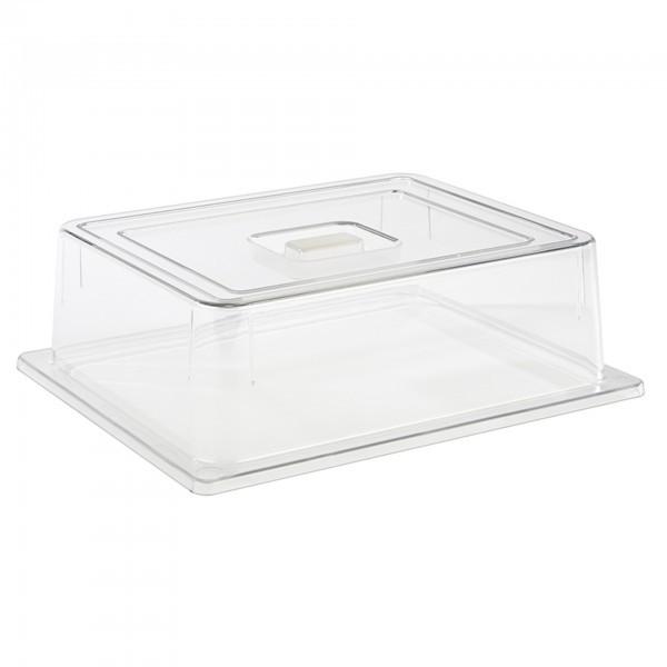 GN-Abdeckhaube - GN 1/2 - Polycarbonat - transparent - APS 11041