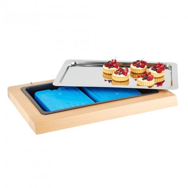 Buffet-Vitrine - Kunststoff - rechteckig - Serie Top Fresh - APS 11540