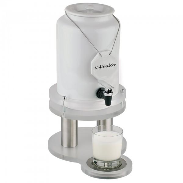 Milchkanne - Porzellan - weiß - Serie Top Fresh - APS 10850