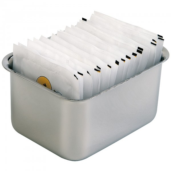 Zuckertüten-Box - Edelstahl - matt poliert - APS 11579