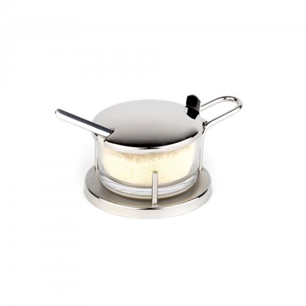 Parmesan-Menage - Glas - rund - Serie Klassik - APS 40330