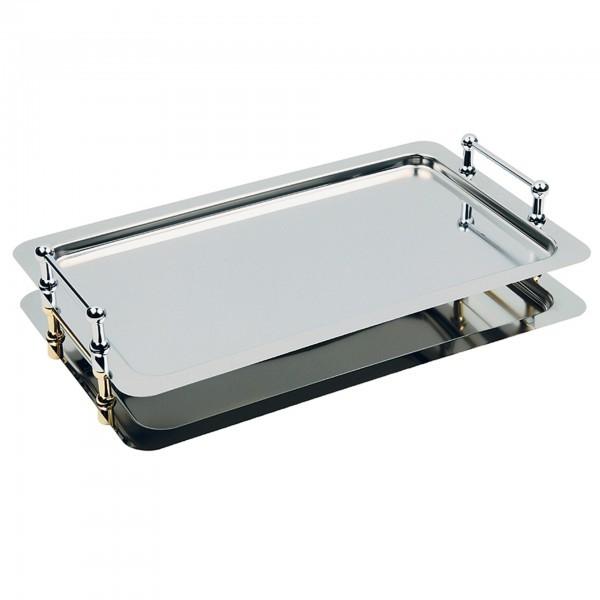 GN-System-Tablett - Edelstahl - Serie Buffetstar - APS 11150