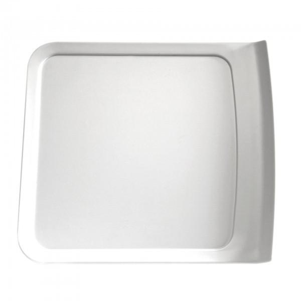 Tablett - Melamin - weiß - Serie Cascade - APS 83964