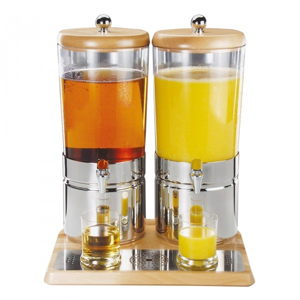 Saftdispenser - Buchenholz - Serie Top Fresh - APS 10740