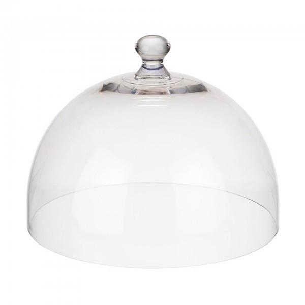 Frischhaltehaube - Kunststoff - transparent - rund - 06519