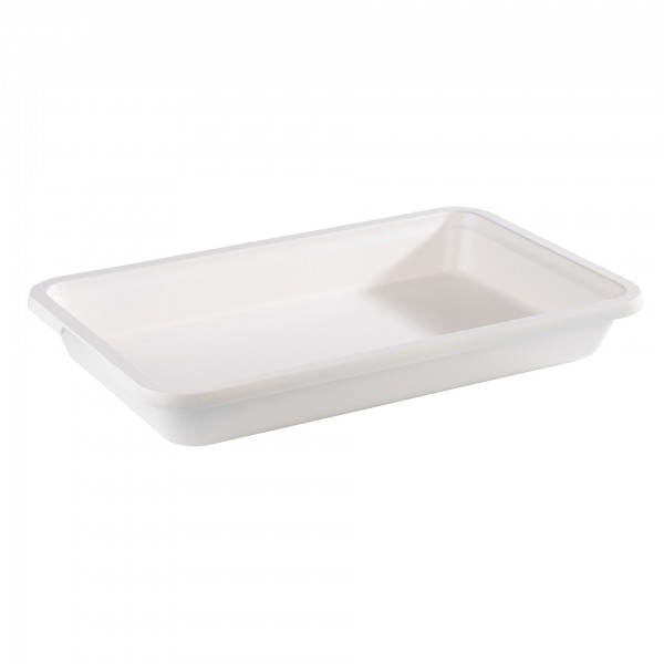 GN-Behälter - Aluminium - weiß - Serie Indu - 88200