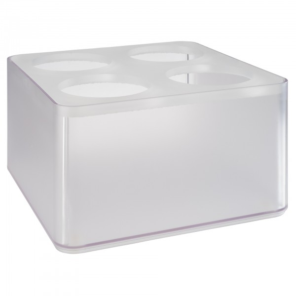 Kühlbox - Kunststoff - quadratisch - Serie Frosty - 93230