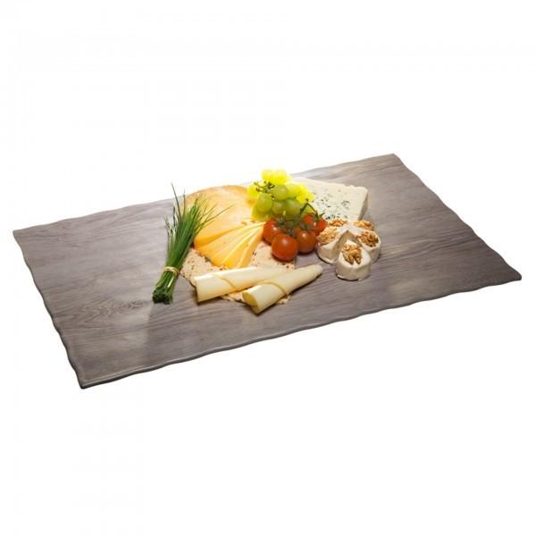 GN-Tablett - Melamin - Holzoptik - Serie Driftwood - APS 84180