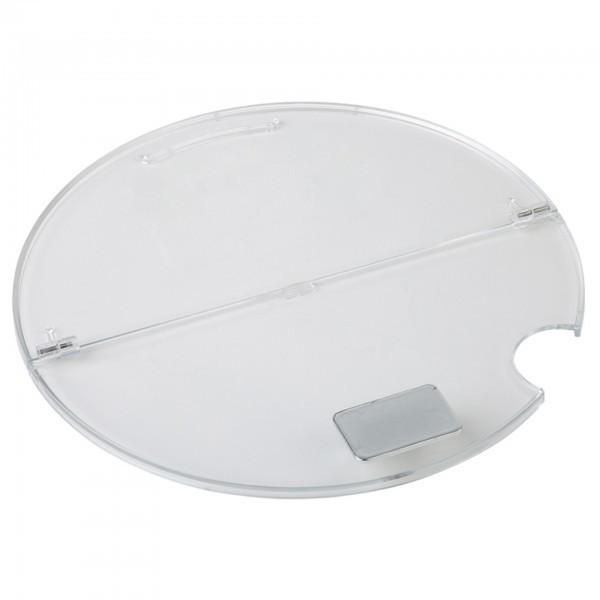 Deckel - ABS - glasklar - APS 10889