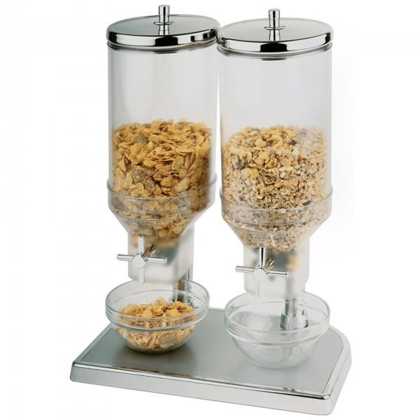 Cerealienspender-Behälter - Kunststoff - transparent - APS 11808