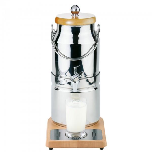 Milchkanne - Buchenholz, versiegelt - Serie Top Fresh - APS 10835