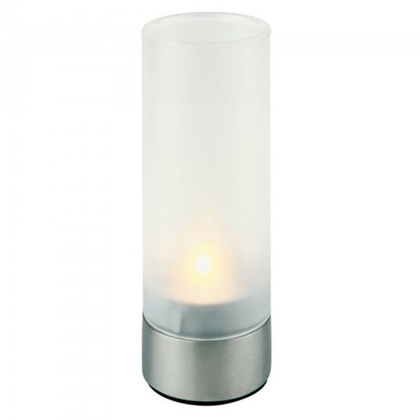 Ersatzglas - Glas - satiniert - rund - APS 03025