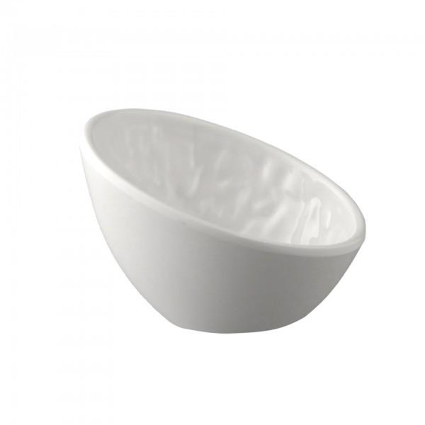 Schale - Melamin - weiß - rund - Serie Tao - APS 83648