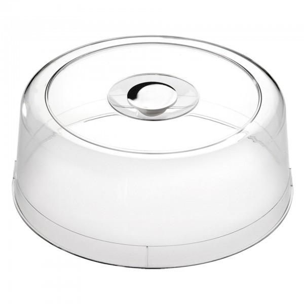 Frischhalte-Haube - Polystyrol - transparent - 06512