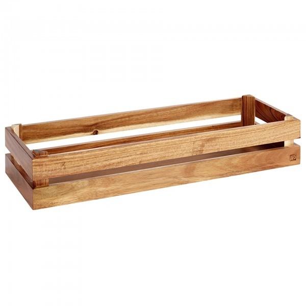 Holzbox - Akazienholz - natur - Serie Superbox - APS 11623