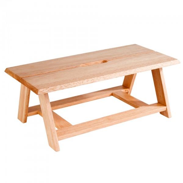 Buffettisch - Holz - natur - rechteckig - 11624