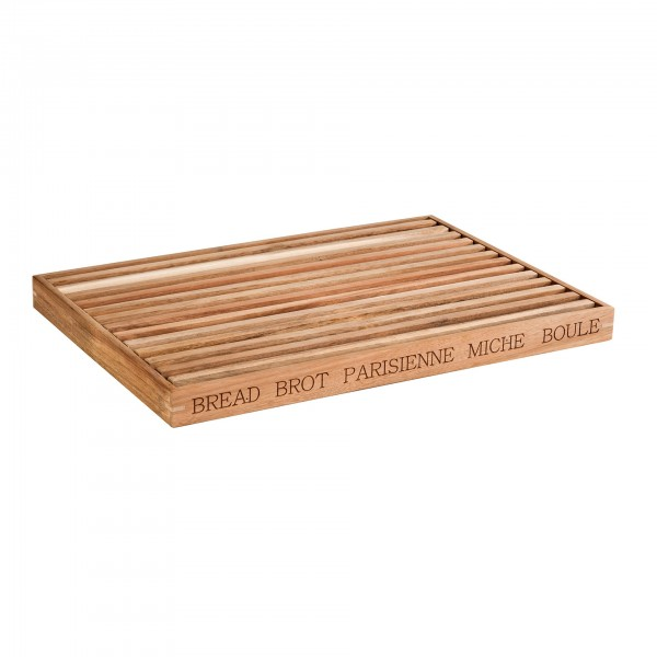 Brotschneidebrett - Holz - rechteckig - 00886