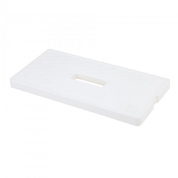 Kühlakku - Polyethylen - weiß - APS 10782