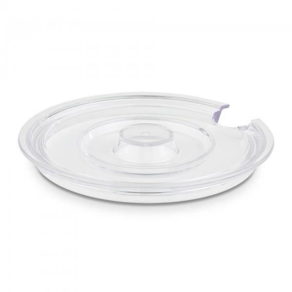 Deckel - SAN - glasklar - rund - Serie Universal - APS 15340