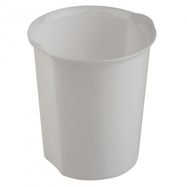 Tischrestebehälter - SAN - weiß - APS 00311