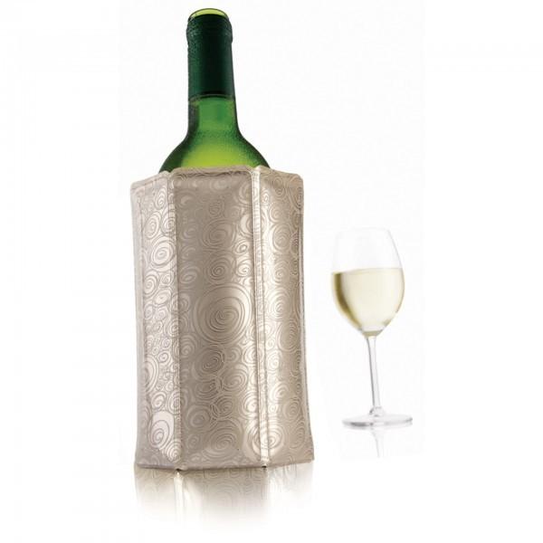 Kühlmanschette - Kunststoff - platin - Serie Wine - APS 36083