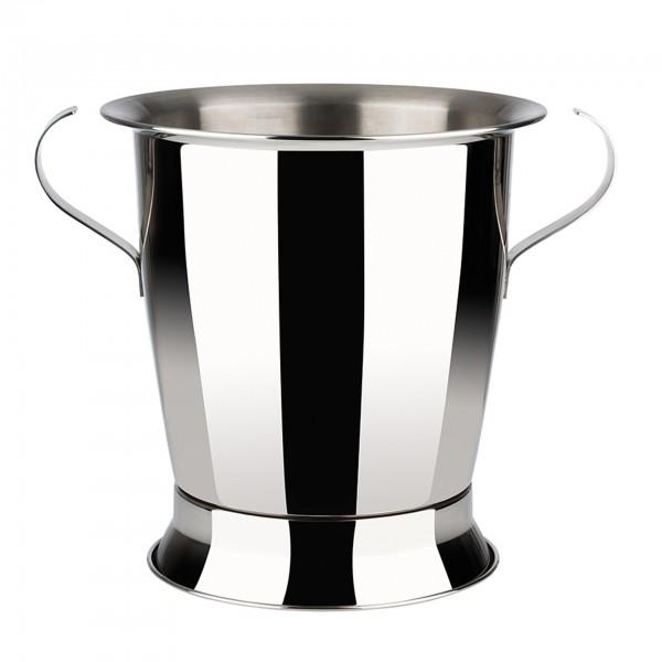 Wein- / Sektkühler - Edelstahl - edelstahl - rund - Serie Trophy - 36092