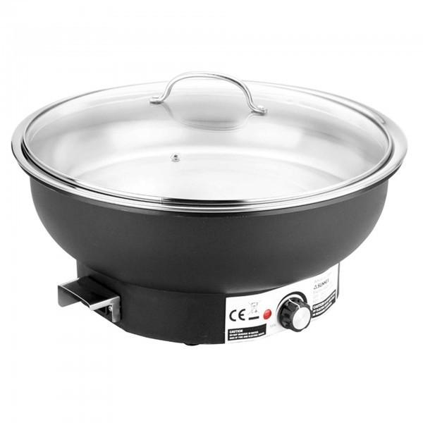 Elektro-Chafing-Dish - Edelstahl / Polypropylen - rund - Serie Eco - APS 12221