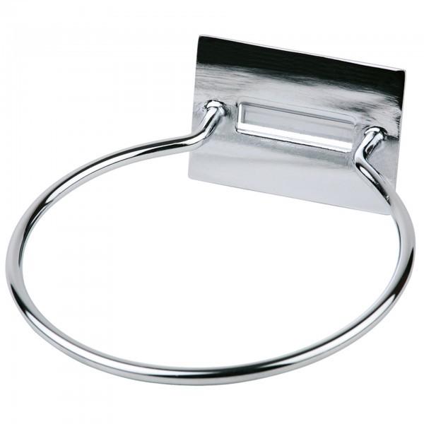 Einzelring - Metall - verchromt - Serie Little - APS 11496