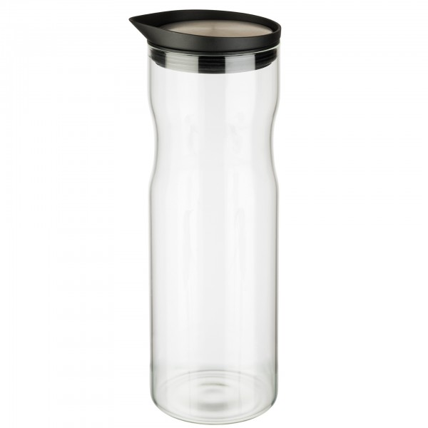 Karaffe - Glas - transparent - rund - 10721