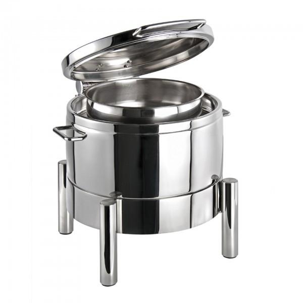 Chafing-Dish - Edelstahl - rund - Serie Premium - APS 12372
