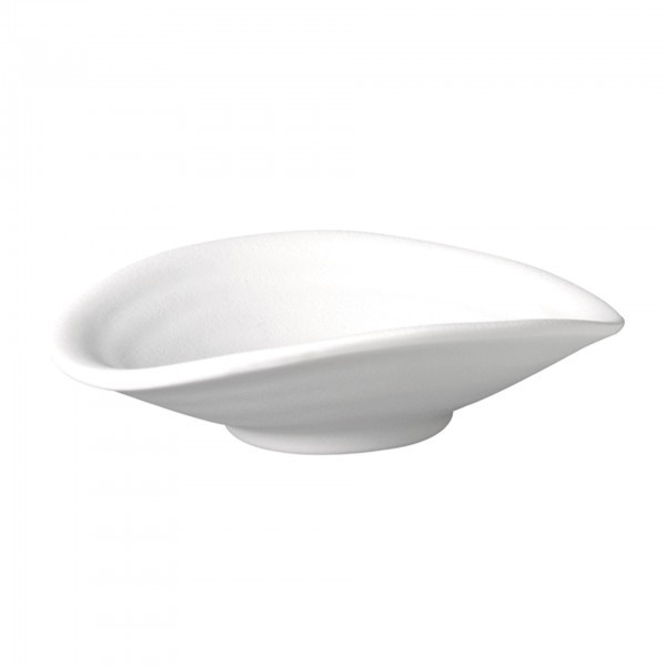 Schale - Melamin - weiß - rund - Serie Zen - APS 83726