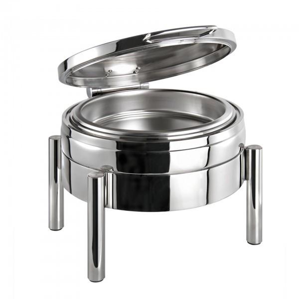 Chafing-Dish - Edelstahl - rund - Serie Premium - APS 12371