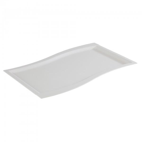GN-Tablett - Melamin - weiß - Serie Sinus - APS 84230