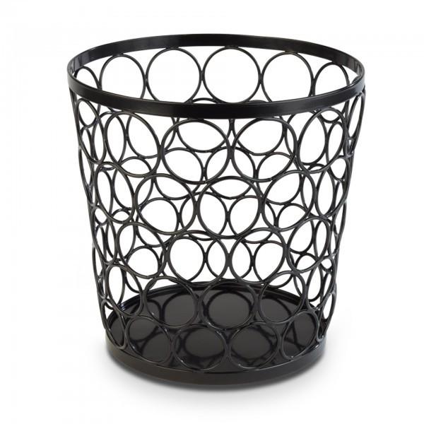 Buffet-Ständer - Metall - schwarz - Serie Baskets - APS 15326