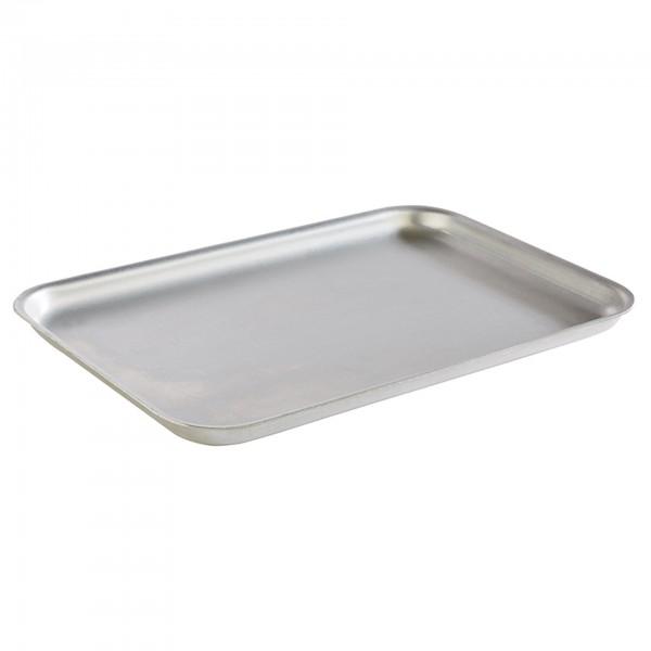 Tablett - Aluminium - rechteckig - Serie Trend - 13380
