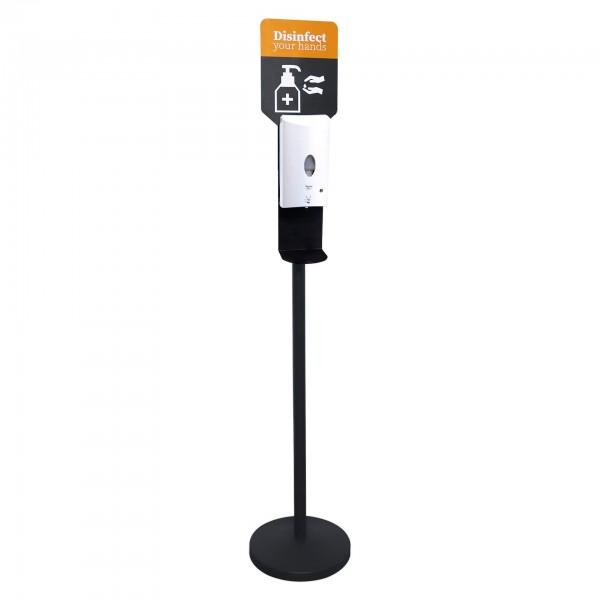 Desinfektionsständer - Serie Spray - Sensorspender - 98250