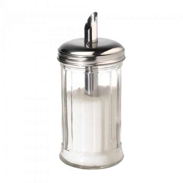 Zuckerdosierer - Glas - rund - APS 40506