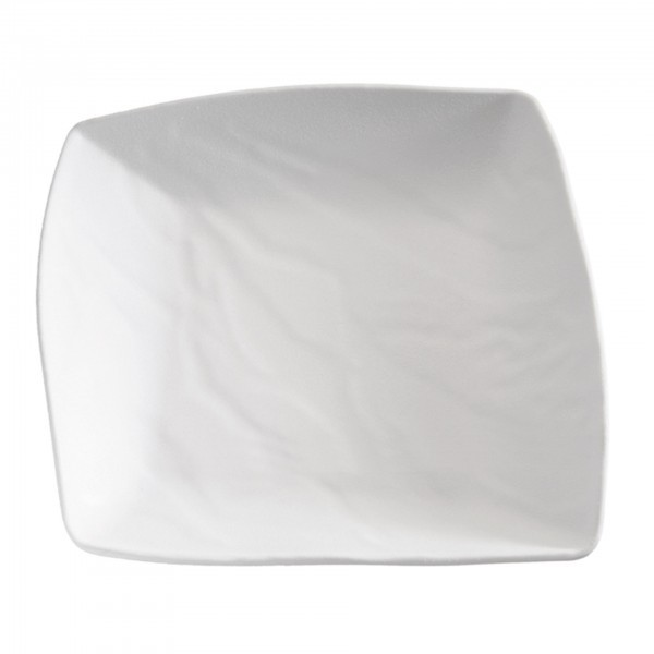 Tablett - Melamin - weiß - Serie Zen - APS 83734