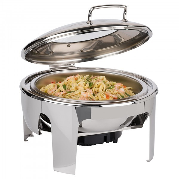 Chafing-Dish - Edelstahl - rund - Serie Easy Induction - APS 12324