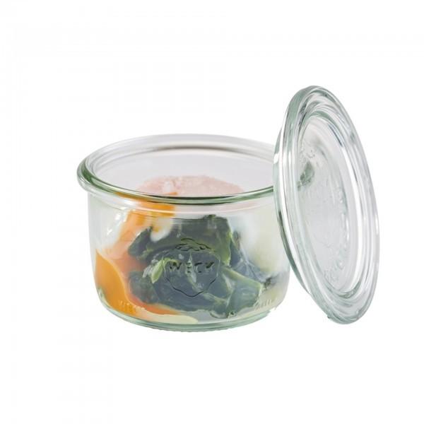Weck-Glas - Glas - klar - Sturzform - Serie Weck - APS 82345