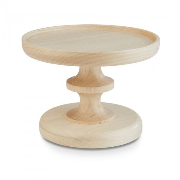 Ständer - Holz - Ahorn - rund - Serie Wood - APS 15310