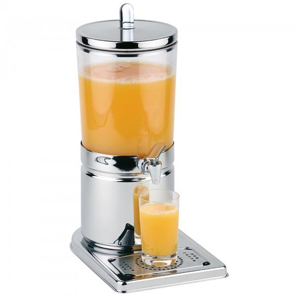 Saftdispenser - Edelstahl / SAN - hochglanzpoliert - Serie Top Fresh - APS 10800